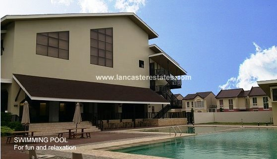 Lancaster Estates Amenities - House and lot for sale in Cavite Philippines