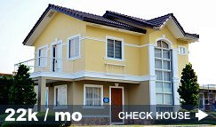 Lancaster New City Cavite Alexandra House and Lot