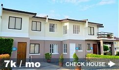 Lancaster New City Cavite Alice House and Lot