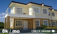 Lancaster New City Cavite Catherine House and Lot