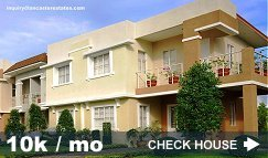 Lancaster New City Cavite Diana House and Lot