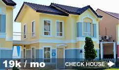 Lancaster New City Cavite Gabrielle House and Lot