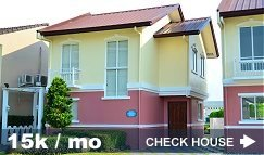 Lancaster New City Cavite Margaret House and Lot