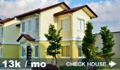 Lancaster New City Cavite Sophie House and Lot